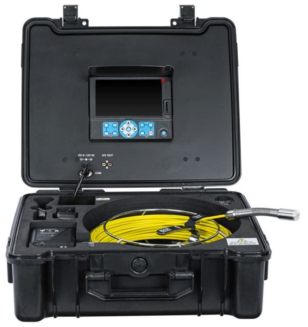 Scout 2 inspection camera