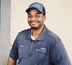 CalPro Inspections employee
